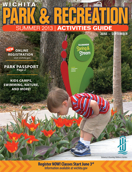 Summer Guide 2013 for Wichita Park & Recreation